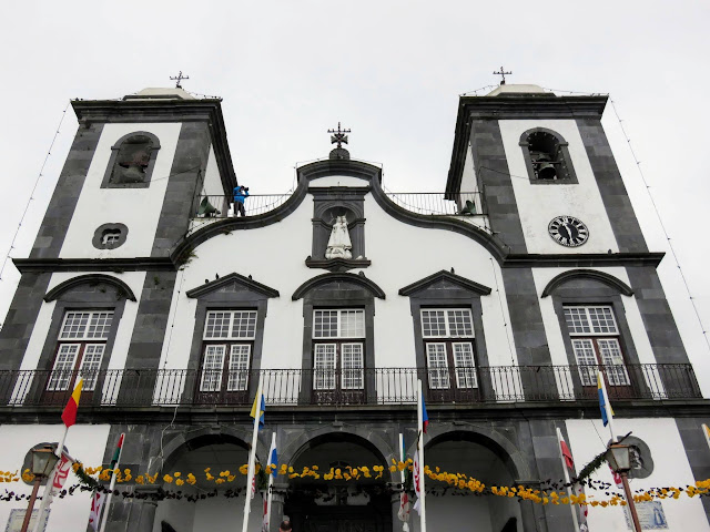Church at Monte in Madeira