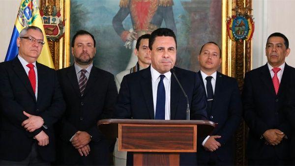 Venezuela repudia amenazas de sanciones unilaterales de EE.UU.