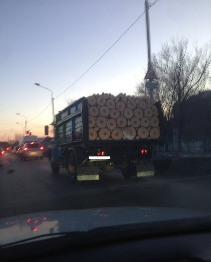 16 photos with examples that prove that there are perfectionists among movers too