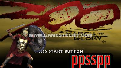 300 Road To Glory PSP Highly Compressed