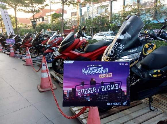 Honda Premium Matic Day 2018