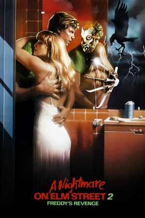 Download A Nightmare on Elm Street Part 2: Freddy's Revenge (1985) UNRATED Dual Audio {Hindi-English} Movie 480p | 720p BRRip 300MB | 800MB