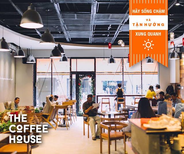 không gian The Coffee House