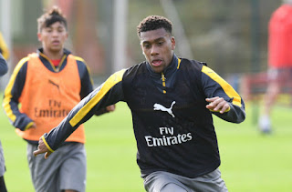 Pic: Arsenal Target Spotted in North-London Amid Transfer Link