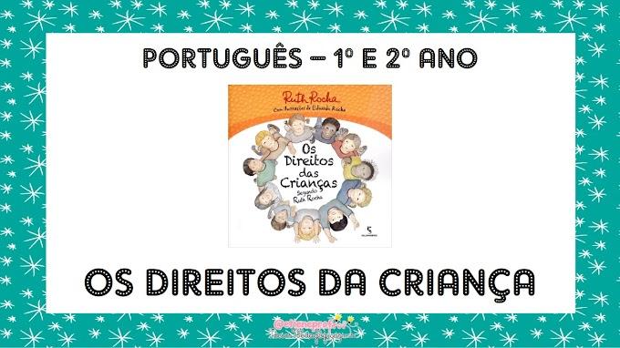 DIREITOS DAS CRIANÇAS POR RUTH ROCHA