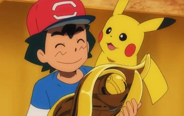 Ash ganhou a Liga, mas é aí? O que vai ser do anime de Pokemon?