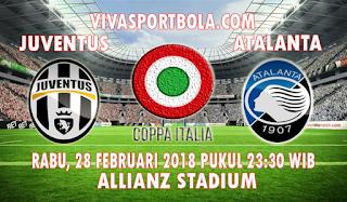 Prediksi Juventus vs Atalanta 28 Februari 2018