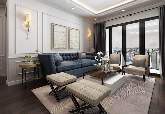 Thiết kế căn hộ Sunshine Garden