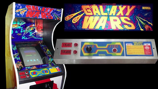 1979. Galaxy Arcade