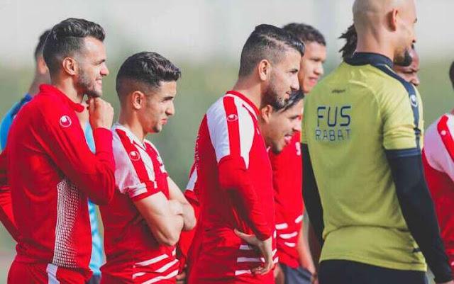 الفتح يستعيد خمسة لاعبين ضد تطوان