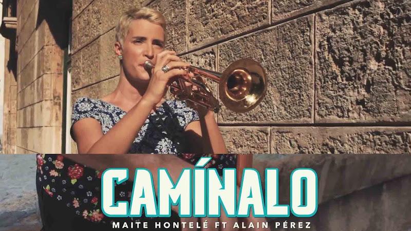 Maite Hontelé Ft. Alain Pérez - ¨Camínalo¨ - Videoclip. Portal Del Vídeo Clip Cubano