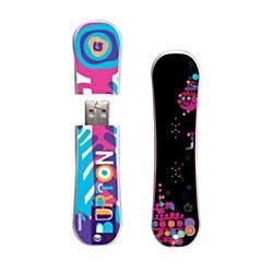 USB Snowboard Burton Dane-Elec