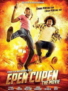 Review Film Epen Cupen The Movie 2015 Bioskop
