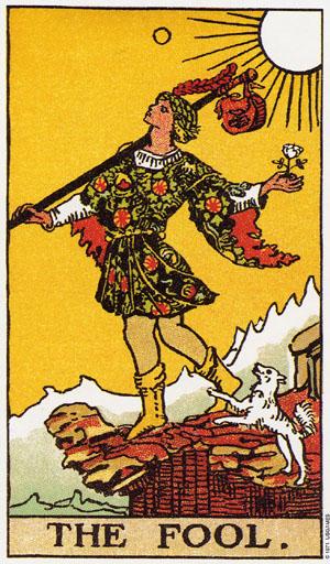 "Latin Tarot Card Readings: Patrick McGrath Muñiz: ""El Loco"" Archetype In Latin"