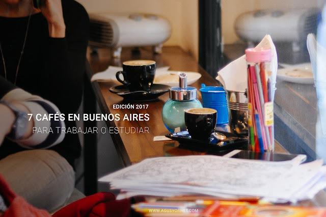 cafe para trabajar estudiar en buenos aires 2017