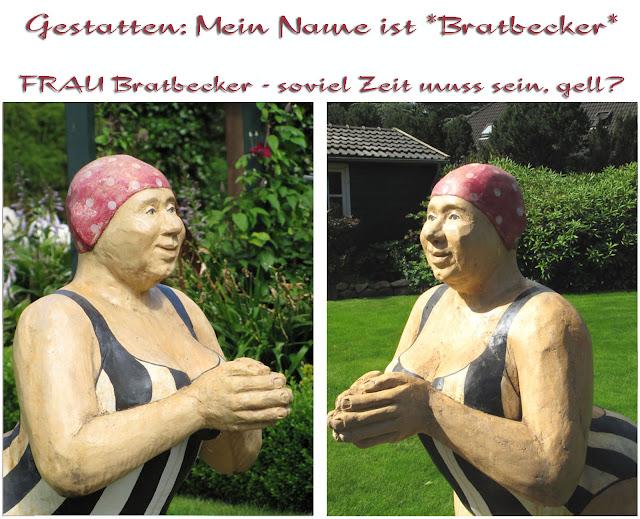 Frau Bratbecker