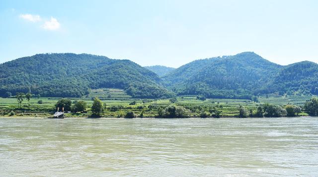 Valle del Danubio en Austria