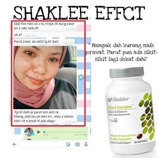 Testimoni Vitamin E Shaklee