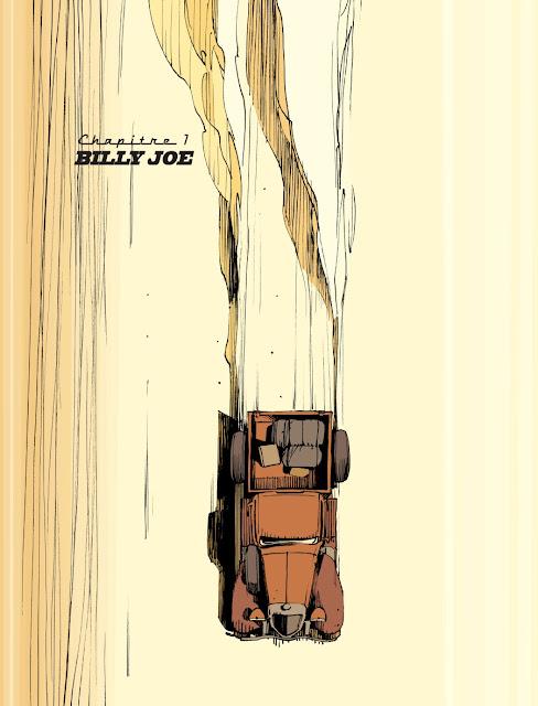 Streamliner - Bye-bye Lisa Dora Editions Rue de Sèvres page 11