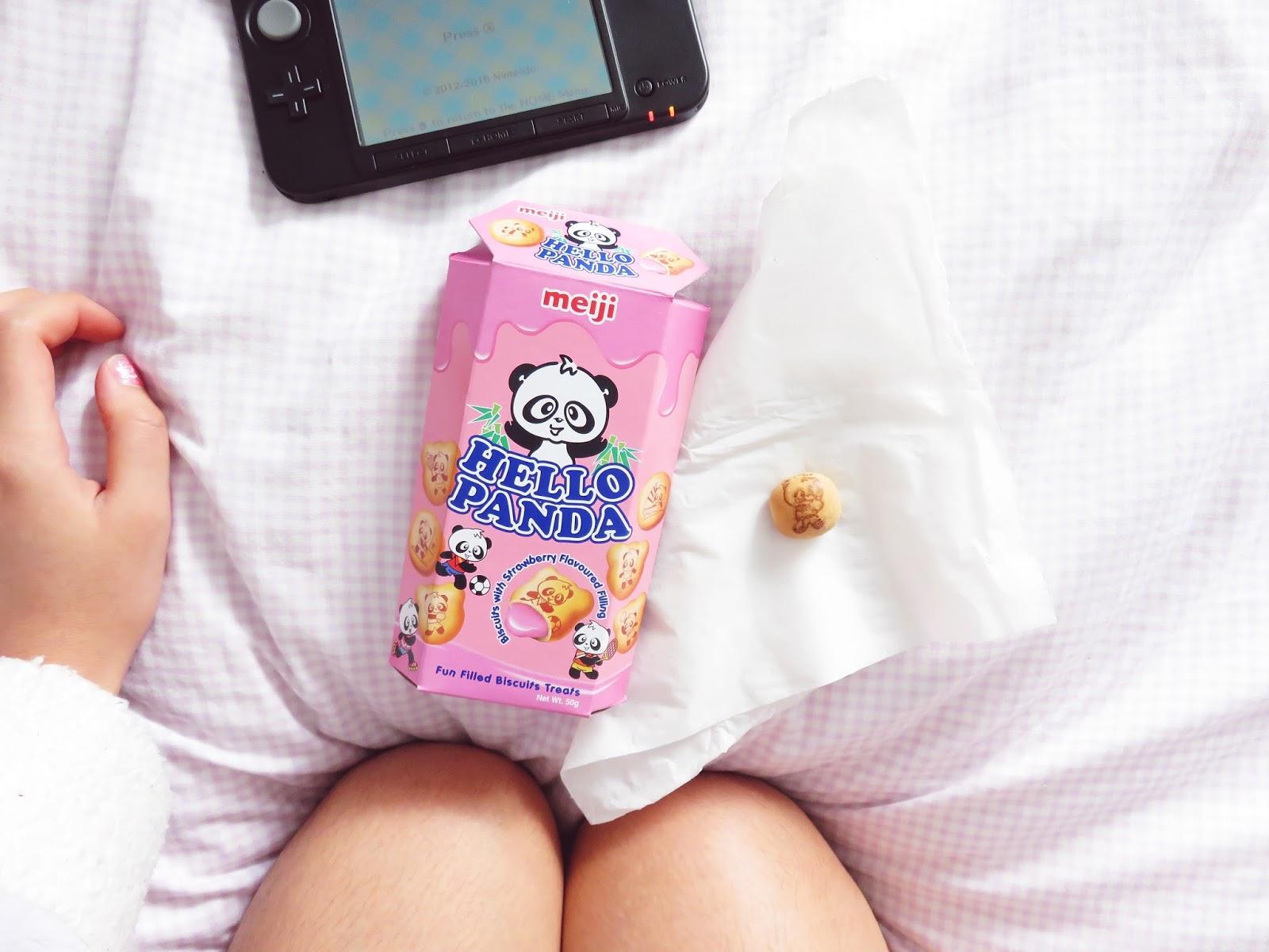 hello panda nintendo 3ds