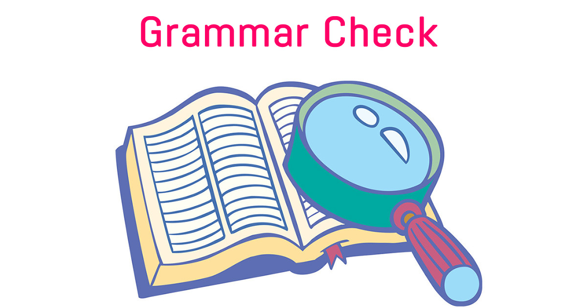Advantages And Disadvantages Of Grammar Checker Books Charming