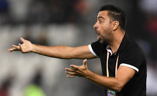 Xavi 'refuses to sign any contract until Barca officially sack Valverde'