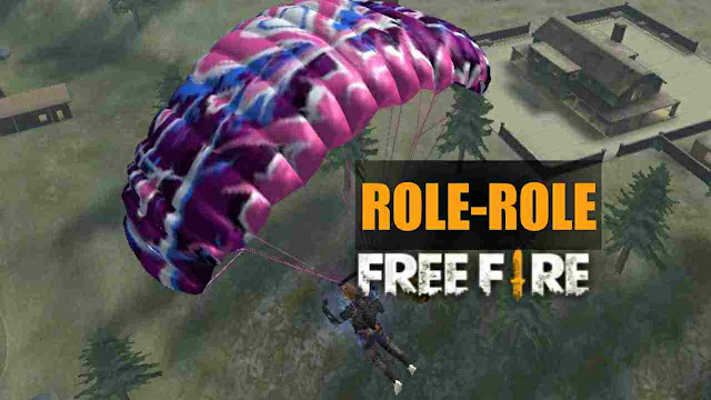 Role free fire