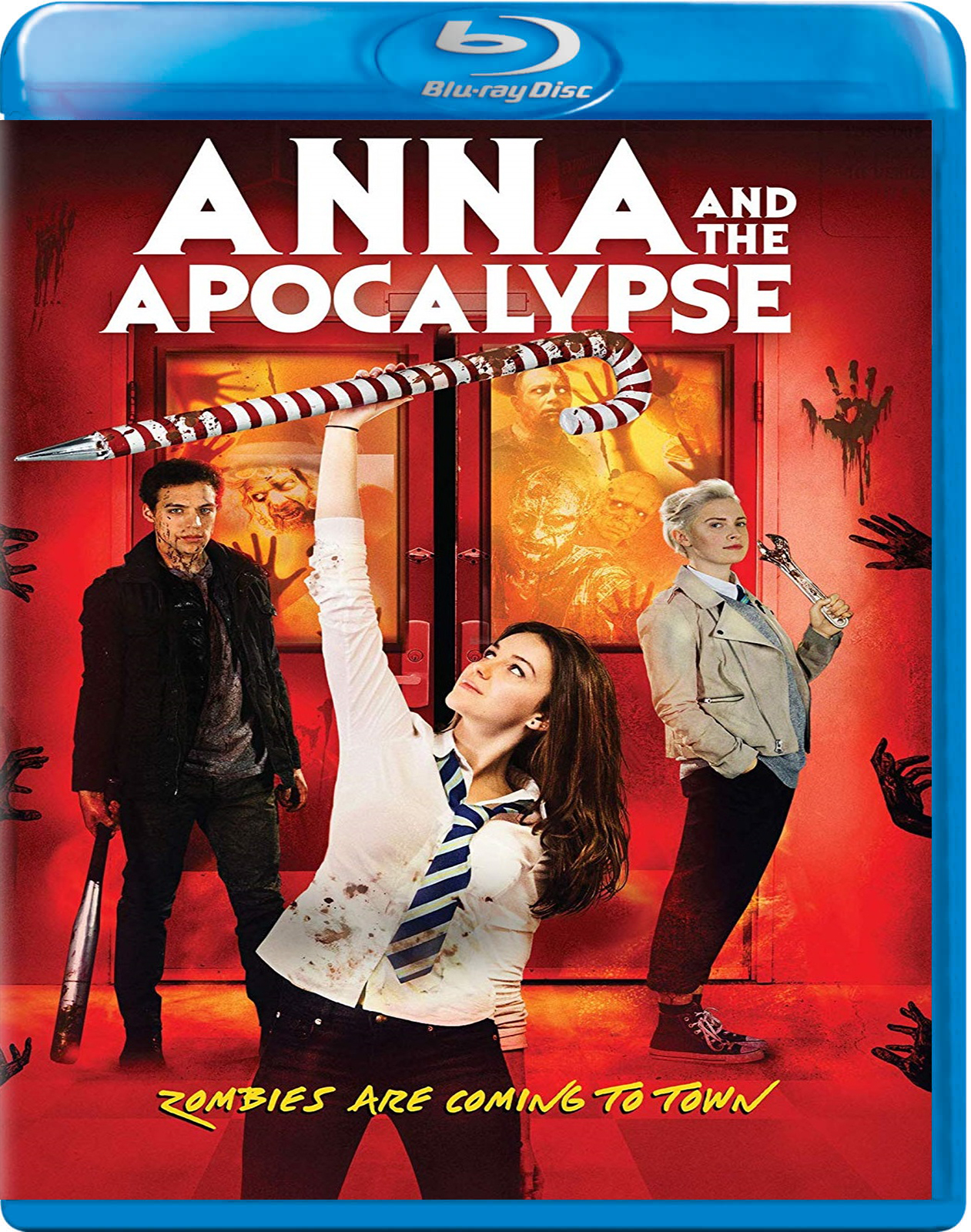 Anna and the Apocalypse [2017] [BD25] [Latino]