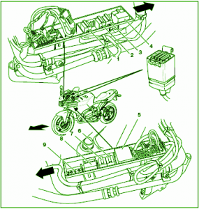 bmw fuse box diagram fuse box bmw r1100s diagram. Black Bedroom Furniture Sets. Home Design Ideas
