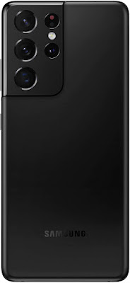 Samsung Galaxy S21 Ultra back side picture