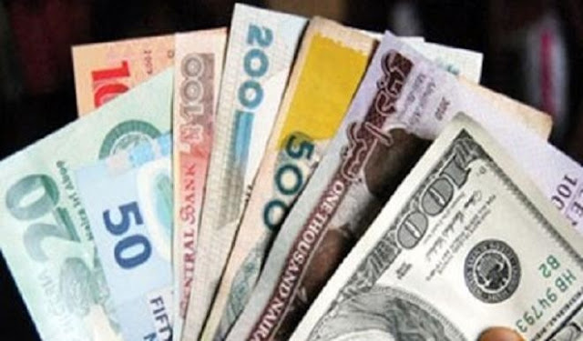 Naira crashes to N470 against dollar at parallel market.