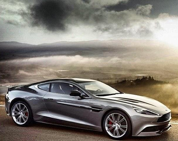 Gambar Mobil Termahal Di Dunia - Aston Martin Vanquish