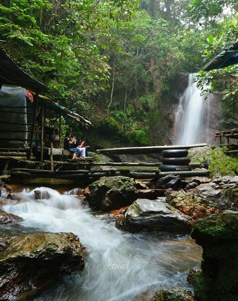Explore Air Terjun Pulo Simo Riau | Wisata Recommended Riau