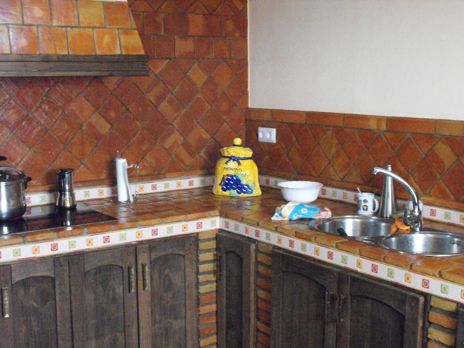 Suelos de barro diciembre 2012 - Cocina de ladrillo ...