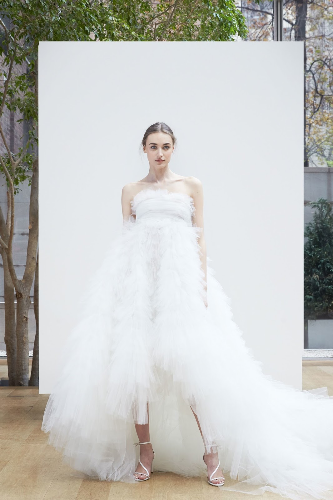 Exquisite Bridal Gowns: Oscar de la Renta | ZsaZsa Bellagio - Like ...