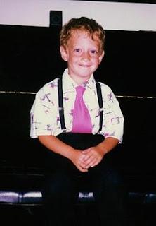 Mark Zuckerberg childhood pic