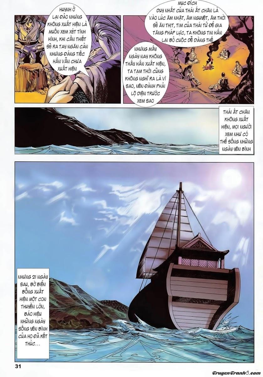 Lục Đạo Thiên Thư chap 19 - Trang 30