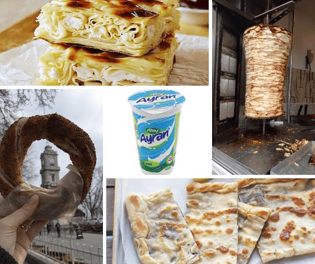 comida istambul turquia