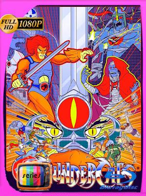Thundercats [02/130] [Remasterizado] [HD] [1080p] [Latino-Inglés] [GoogleDrive] [MasterAnime]