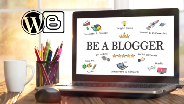 How To Create A Blog On Blogger? || Make Money Blogging In 2021