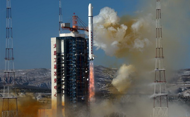 Tinuku China Aerospace launched second high-accuracy sensing satellite