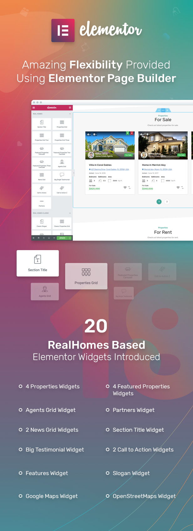 Real Estate Sale and Rental WordPress Theme - RealHomes