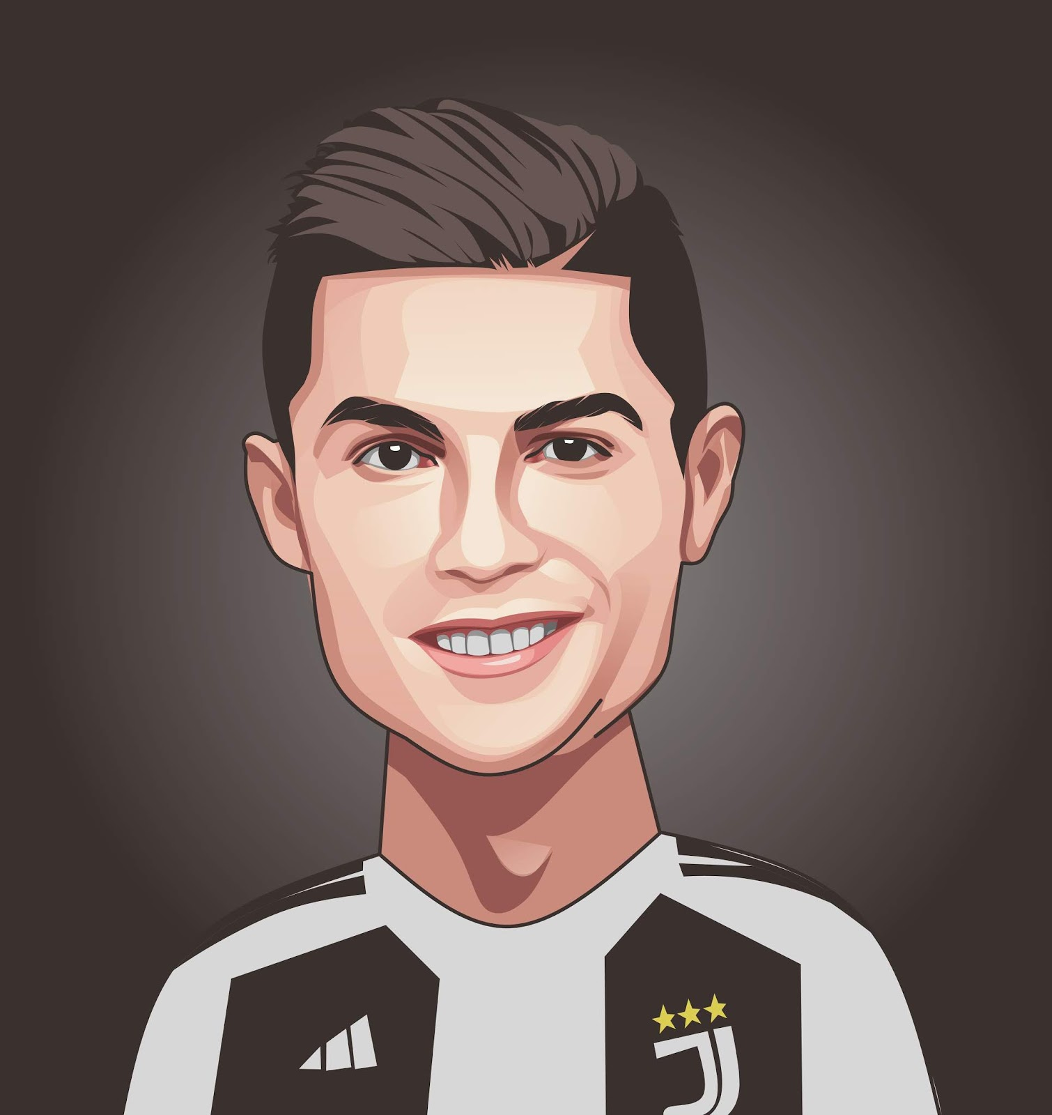 Tutorial Vector Masking Wajah Ronaldo Di Infinite Design Dengan Mudah Cara Vector Tutorial Vector Dan Design