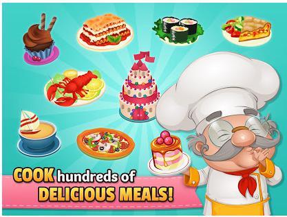 Game Restoran Android Cafeland APK
