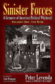 sinister forces: e-grimoire of political witchcraft now available