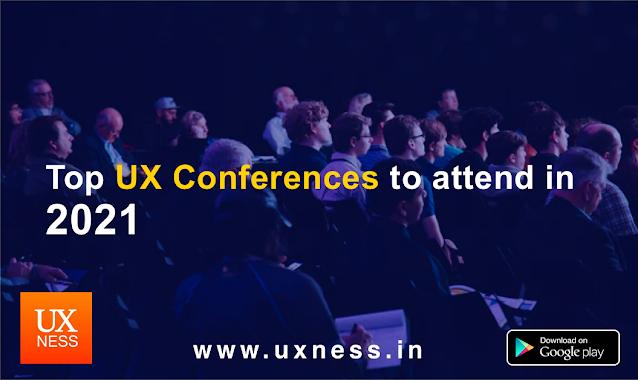 UX Events UX Conferences 2021