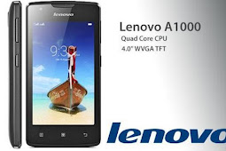 How To Easy Hardreset Factory Reset Lenovo A1000