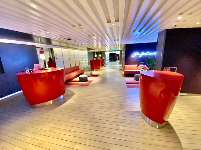 Virgin Voyages Scarlet Lady Review Sailor Services