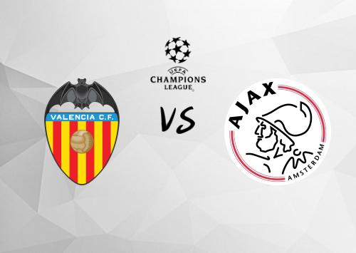 Valencia vs Ajax  Resumen