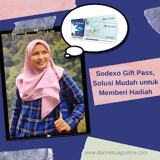 Sodexo Gift Pass, Solusi Mudah untuk Memberi Hadiah